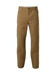 White Stuff Men's Cove Textured Jean Sand
