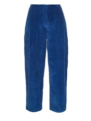 Acne Studios Murol Corduroy Cropped Trousers