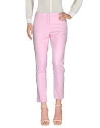 Rossopuro Casual Pants Pink