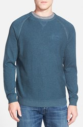 Men's Tommy Bahama 'Barbados Crew' Pullover Sweater Stingray