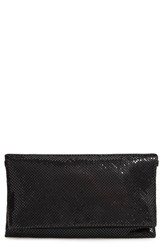 Nordstrom Crystal Mesh Crossbody Bag Black