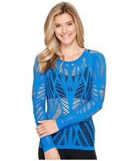 Alo Yoga Wanderer Long Sleeve Atlas Women's Clothing Multi