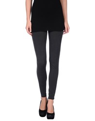 Blumarine Trousers Leggings Women Steel Grey