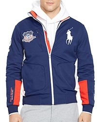 Ralph Lauren Polo Sport Usa Full Zip Track Jacket