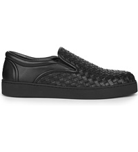 Bottega Veneta Tourmaline Outdoor Slipper Black