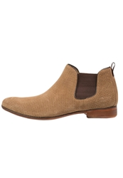 Melvin And Hamilton Mike Boots Tan Brown