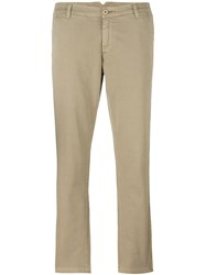 P.A.R.O.S.H. 'Cora' Trousers Nude And Neutrals