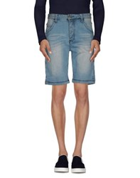 Anerkjendt Denim Denim Bermudas Men Blue