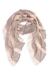 Sole Society Women's Stripe Scarf