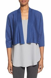 Women's Eileen Fisher Kimono Sleeve Crop Cardigan