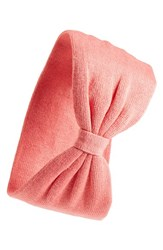 Collection Xiix 'Solid Basis' Knit Head Wrap Pink Pink Blush