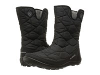 Columbia Minx Slip Ii Omni Heat Black Quarry Women's Boots