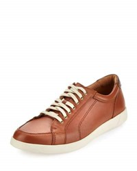 Cole Haan Quincy Sport Oxford Ii Leather Sneaker Brown