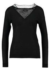 Teddy Smith Pietra Jumper Black