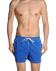 Franklin And Marshall Swimming Trunks Azure