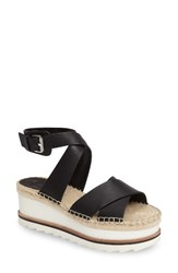 Marc Fisher Women's Ltd Greg Platform Wedge Sandal