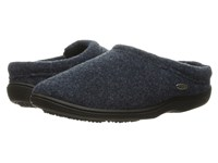 Acorn Digby Gore Navy Heather Men's Slippers Gray