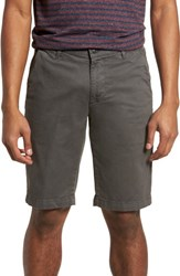 Ag Jeans 'Griffin' Chino Shorts Sulfur Smoke Grey