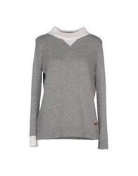 Armani Jeans Turtlenecks Grey