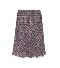 Etro Tweed Skirt Multicoloured
