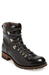 Men's Sendra 'Alpine' Round Toe Boot Black