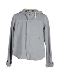 Band Of Outsiders Coats And Jackets Jackets Men Light Grey