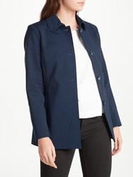 John Lewis Short Mac Navy