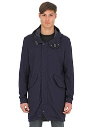 Spiewak Fishtail Anderson Cotton Canvas Parka