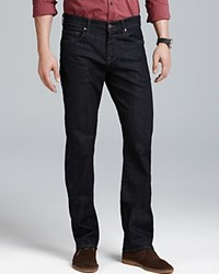 7 For All Mankind Jeans Carsen Relaxed Fit In Dark And Clean