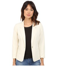 Kensie Ks2k2s51 Blazer Birch Women's Jacket Brown