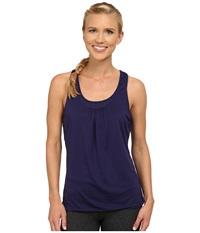 Prana Mika Top Indigo Women's Sleeveless Blue