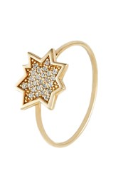 Kenzo Ring Goldcoloured