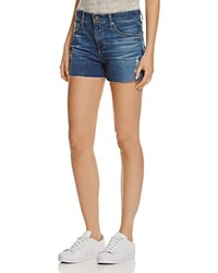 Ag Jeans Sadie Denim Shorts In 8 Years Misty Dawn
