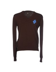 Asola Sweaters Dark Brown