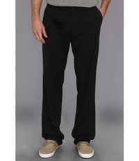 Tommy Bahama Bryant Flat Front Pant Black Men's Casual Pants