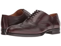 Vince Camuto Tallden Dark Woodbury Men's Shoes Red