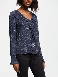 Lily And Lionel Joni Astrology Top Navy