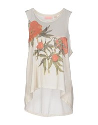 Sass And Bide Topwear Vests Women Ivory