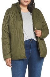 Columbia Plus Size Castle Crest Jacket Nori