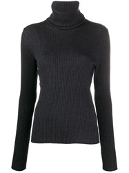 Pringle Of Scotland Roll Neck Fitted Jumper 60