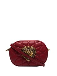 Dolce And Gabbana Dg Camera Bag Red