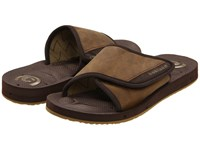 Cobian Gts Draino Chocolate Sandals Brown