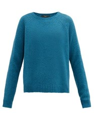 Max Mara Weekend Calamo Sweater Blue