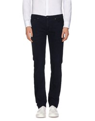 Burberry Brit Trousers Casual Trousers Men Blue