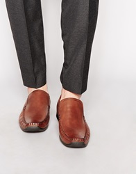 Base London Slim Loafer Tan