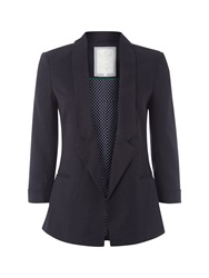 White Stuff Coen Blazer Dark Blue