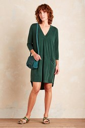 Dolan Tegan Tunic Dress Green