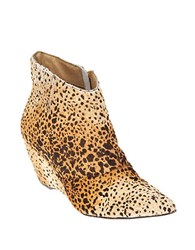 Matisse Nugent Calf Hair Ankle Boots Natural