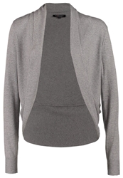 Morgan Cardigan Gris Type Grey