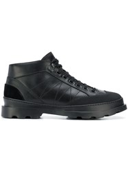 Camper Brutus Low Top Boot Black
